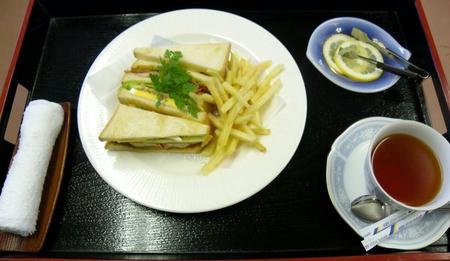 サンドイッチポテト