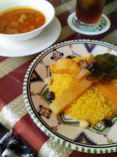 チュニジア料理クスクス