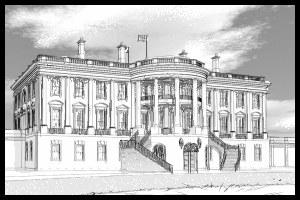 3DLTのホワイトハウス