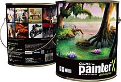 PainterX限定版缶