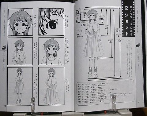 漫画バイブル5コマ割り映画技法編中身02