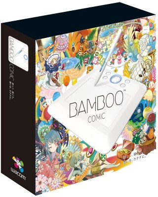 BambooComicCTE-450/W101