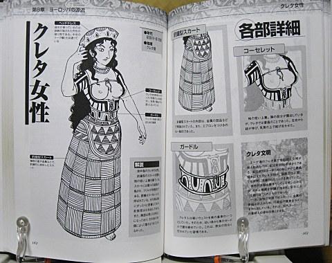 コスチューム中世衣装カタログ中身08