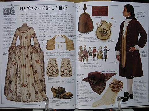 衣服の歴史図鑑中身03