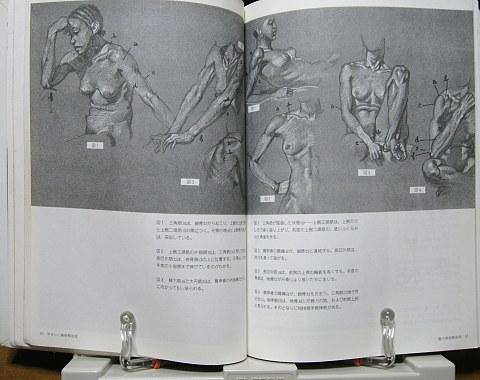 やさしい美術解剖図中身02