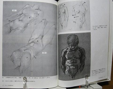 やさしい美術解剖図中身07