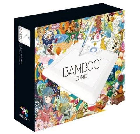 Bamboo Comic CTE-650/W1 02