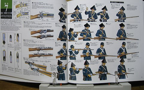 日本の軍装1841-1929中身03