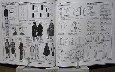 日本の軍装1841-1929中身07