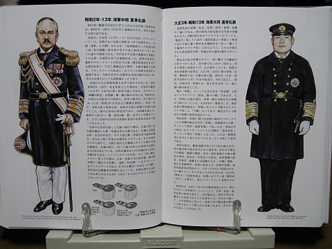 日本海軍軍装図鑑中身04
