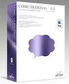 ComicstudioPro 4.0 mac