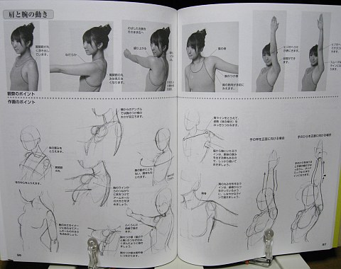 マンガの基礎デッサン デフォルメ編中身07