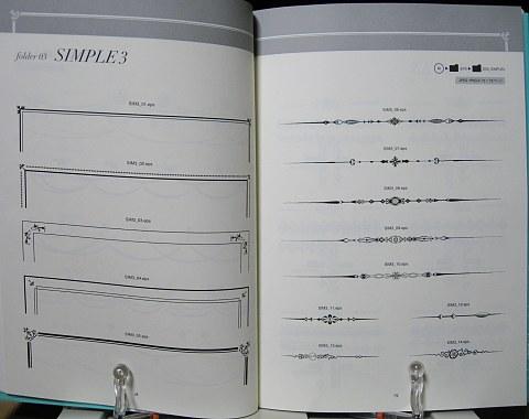 レース素材CD-ROM中身02