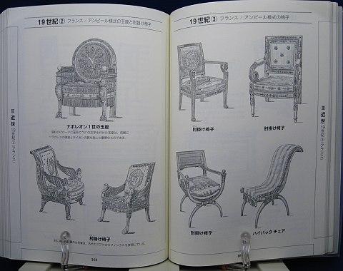図でみる洋家具の歴史と様式中身06