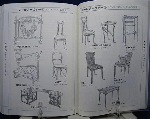 図でみる洋家具の歴史と様式中身08