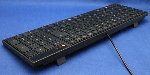 キーボードTK-FCP004背面