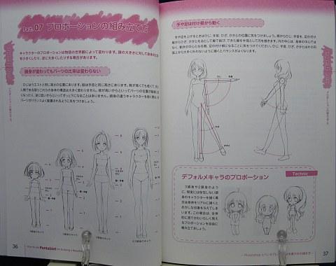 ペンタブレットで描く美少女イラスト中身02