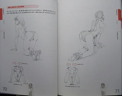 リアルなキャラクターを描くためのデッサン講座中身02
