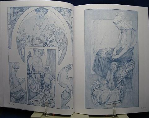 Mucha's Figures Decoratives中身02