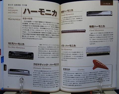 楽器の事典中身08