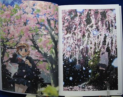 いけだじゅん作品集&CGテクニック中身01