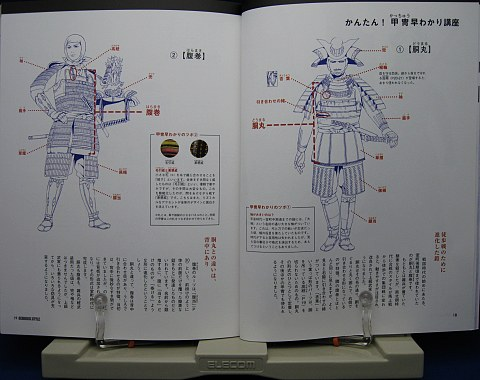 戦国ファッション絵巻中身03