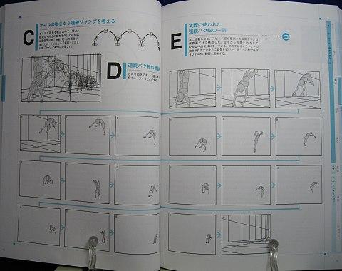アニメ作画のきほんキャラクターメカ中身01