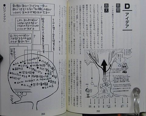 石ノ森章太郎のマンガ家入門中身07