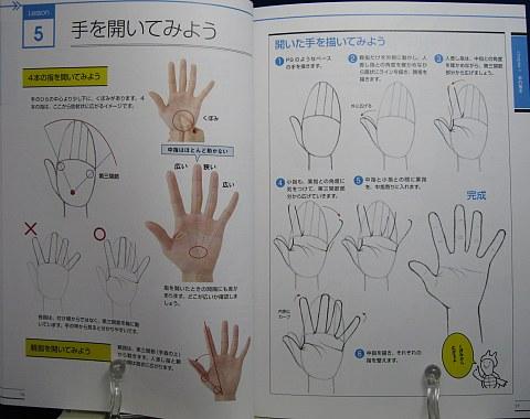 手足の描き方マスターガイド中身01
