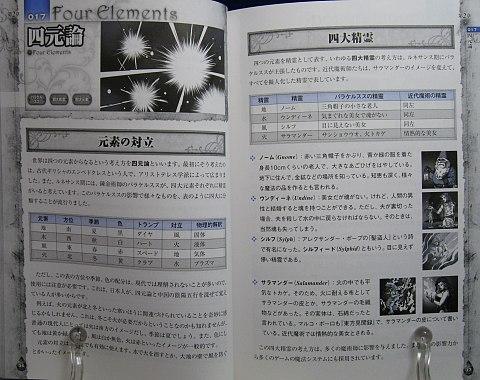 ゲームシナリオのためのファンタジー事典中身02