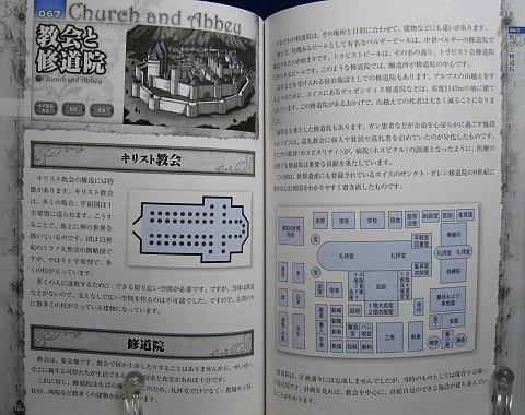 ゲームシナリオのためのファンタジー事典中身07