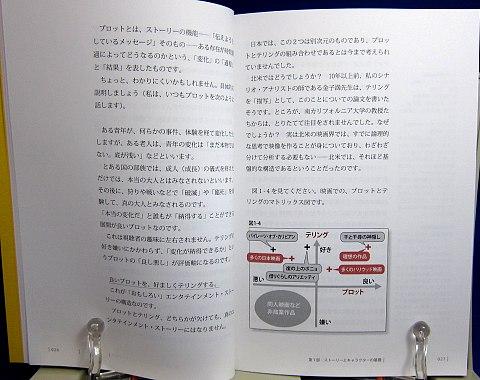 売れるストーリー&キャラクターの作り方中身04