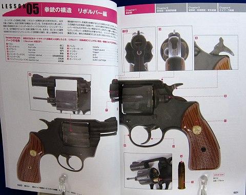 銃・ナイフ格闘ポーズスタイル図鑑中身02