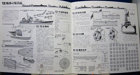 軍艦雑記帳下巻中身04