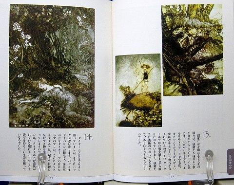 挿絵画家アーサー・ラッカムの世界中身05
