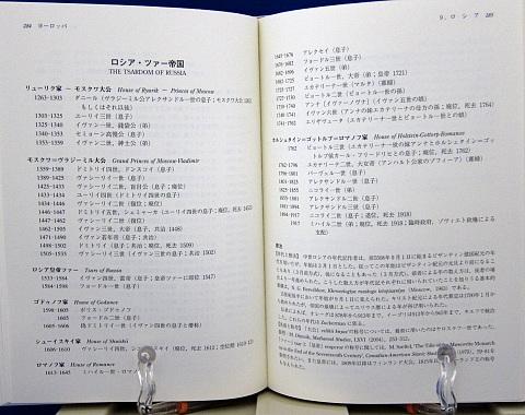 世界歴代王朝・王名ハンドブック中身04