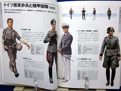 世界の軍装図鑑18世紀-2010中身05