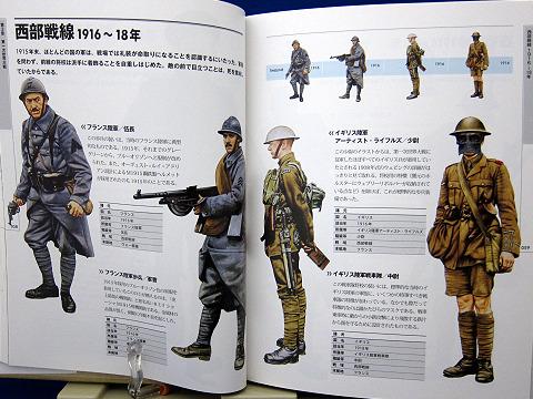世界の軍装図鑑18世紀-2010中身04