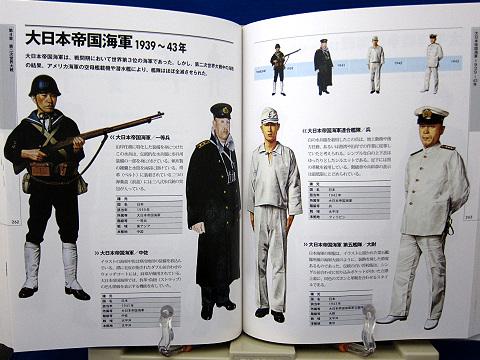世界の軍装図鑑18世紀-2010中身12