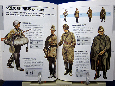 世界の軍装図鑑18世紀-2010中身10
