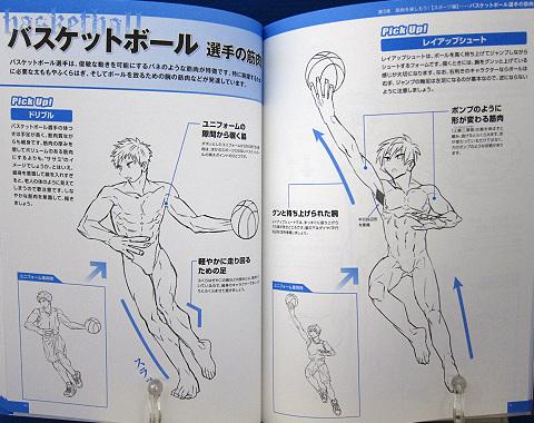 魅せる!男の筋肉を描く中身05