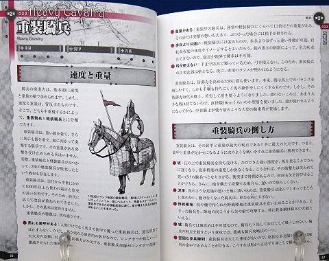 ゲームシナリオのための戦闘戦略事典中身03