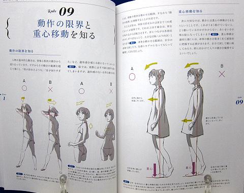 アニメーターが教えるキャラ描画の基本法則中身04