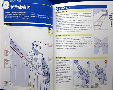 「構図・ポーズ」事典中身03