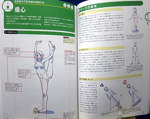 「構図・ポーズ」事典中身10