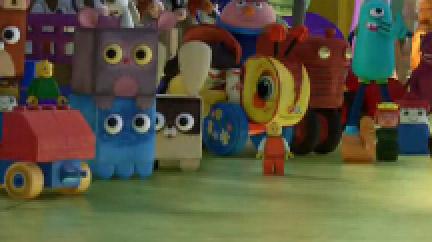 LEGOが『トイ・ストーリー3』に出演