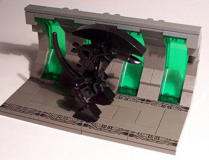 LEGO製エイリアン