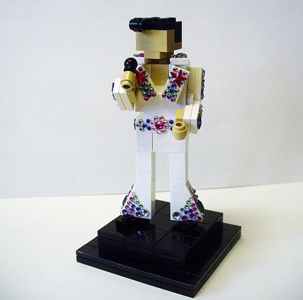 LEGOエルビス