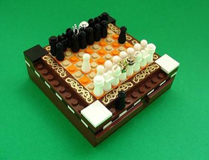 レゴ製チェス