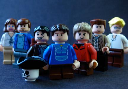 LEGOグーニーズ